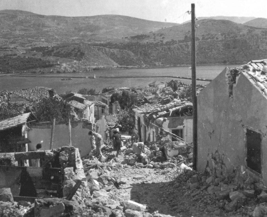 200812 1953 EARTHQUAKES - ARGOSTOLI